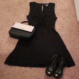 NWOT Polka Dot dress